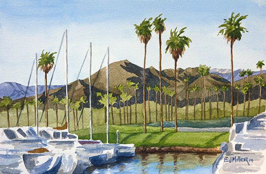 Ventura Harbor, California, 2014
