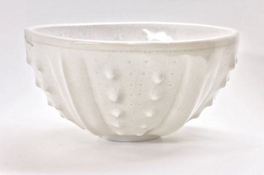 Urchin Rice Bowl - White, 2014