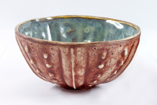Urchin Rice Bowl - Twilight Rust, 2014