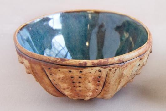 Urchin Rice Bowl - Twilight Sandstone, 2014