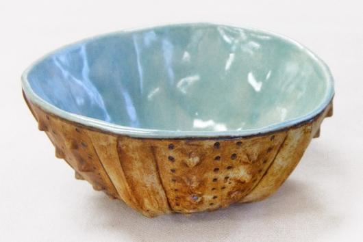 Urchin Rice Bowl - Sandstone Mist, 2014