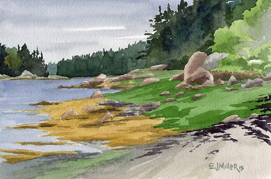 Sunshine Bar, Deer Isle
