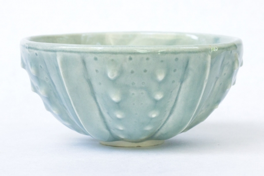 Urchin Rice Bowl - Celadon, 2015