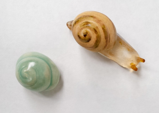 Two Shell Snail, 2015