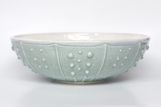 Urchin Salad Bowl - Mist, $50  2  available