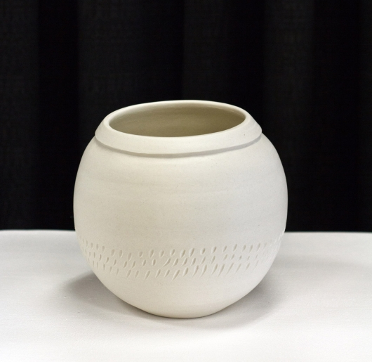 Divot Orb (Large), $80