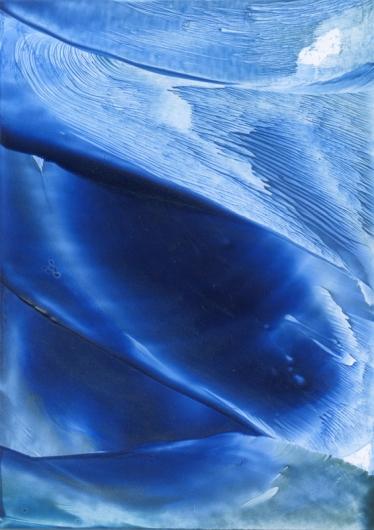 deep ii, ocean -  artwork by Emily Miller