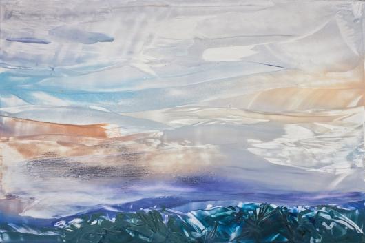 Winter Sky I, 2016