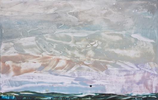 Winter Sky III, 2016