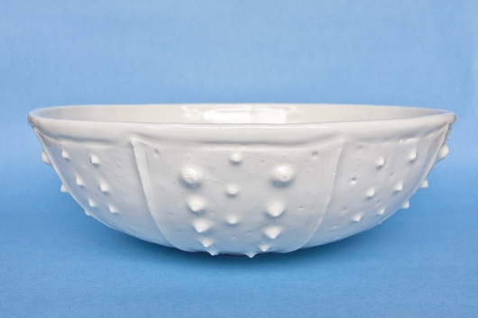 Urchin Serving Bowl - White, 2017