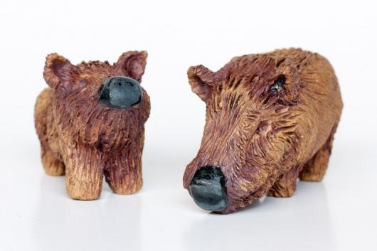 Wild Pig (Sow), $70