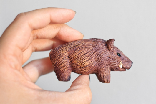 Wild Pig (Boar), $70