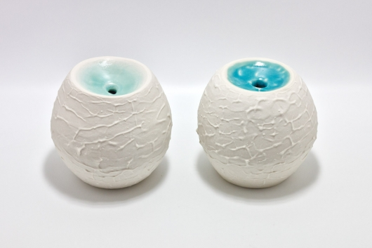 Lagoon Pots (Medium), $60  3  available