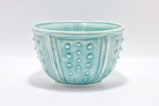 Urchin Soup Bowl - Aqua, SALE! $31.50 $45.00