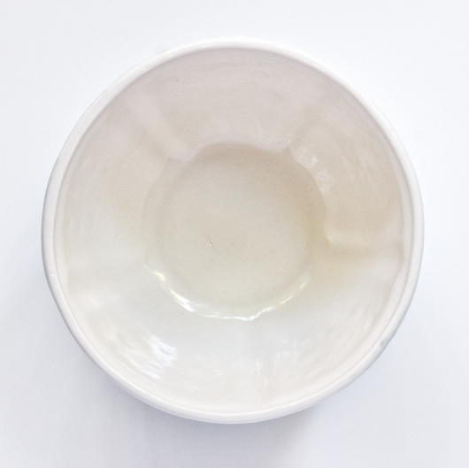 Urchin Soup Bowl - Mist, Urchin Bowls -  artwork by Emily Miller