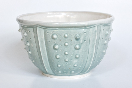 Urchin Soup Bowl - Mist, $45  2  available