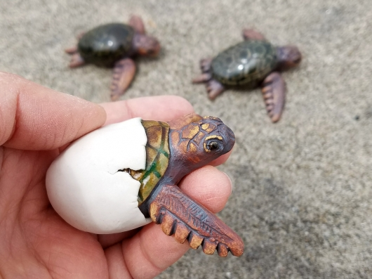Hatching Turtle (Hatching), $80  7  available