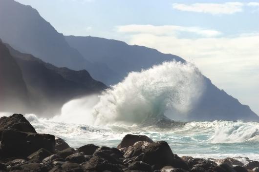 Ke`e Surf, 2007