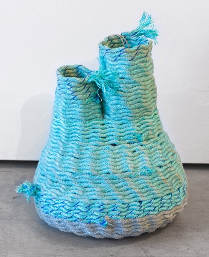 Sea Potion - Double-neck Aqua Basket, 2019 •