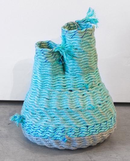 Sea Potion - Double-neck Aqua Basket, 2019 •