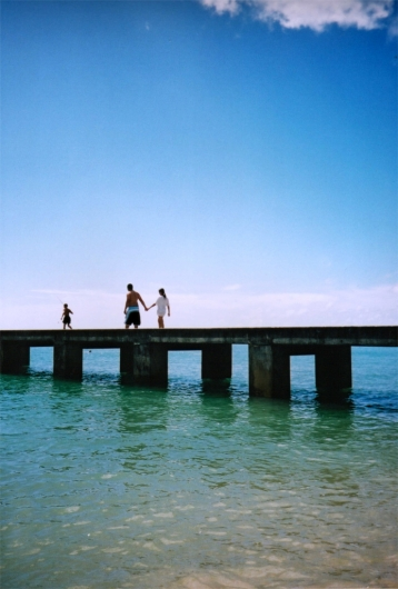 Summer on the Pier, 2007