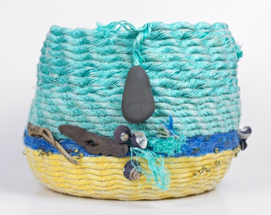 Wrackline Basket - Summer Beach, 2019