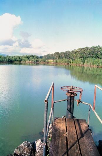 Koloa Reservoir, 2007