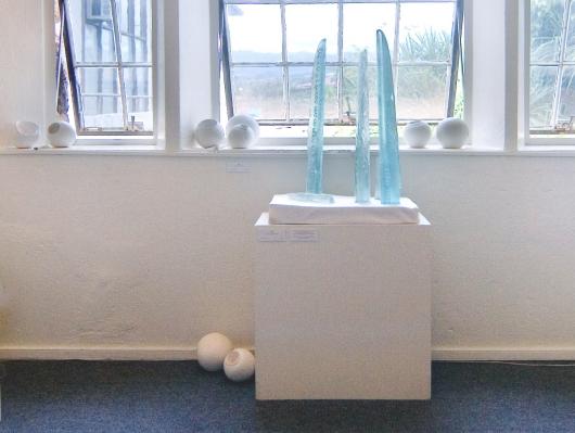 Balls, sculpture -  artwork by Emily Miller