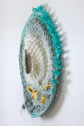 Mothership | Abalone | Gyre, Gyre -  artwork by Emily Miller