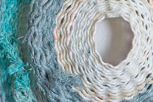 Ocean Gyre, Gyre -  artwork by Emily Miller