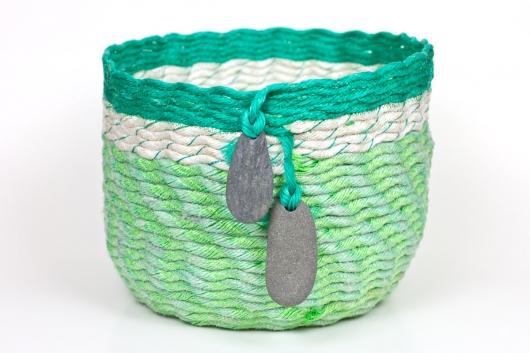 Sea Greens Basket, 2020