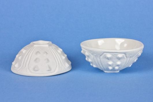 Urchin Mini bowl - white (Bare), $32.00