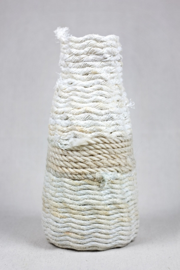 Reliquaries For Your Journey (White Reliquary 2), $400.00