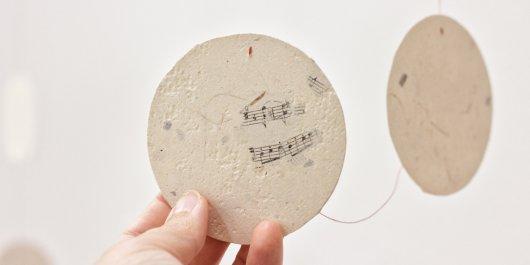 1000 Moons, sculpture -  artwork by Emily Miller